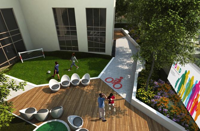 San Antonio Condominium Features & Amenities