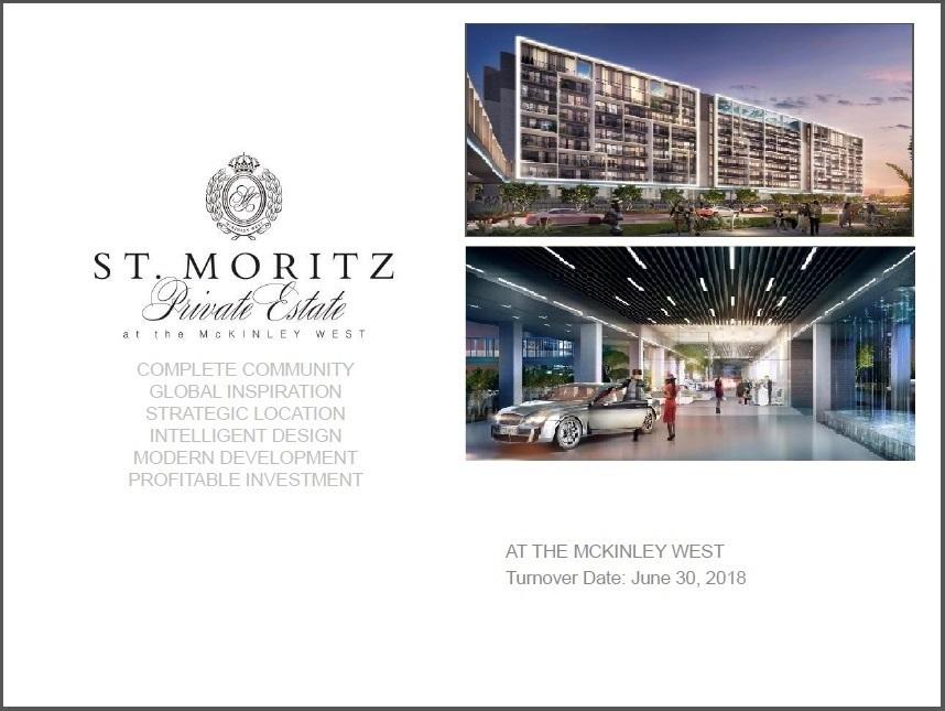 St Moritz Private Estate Condo