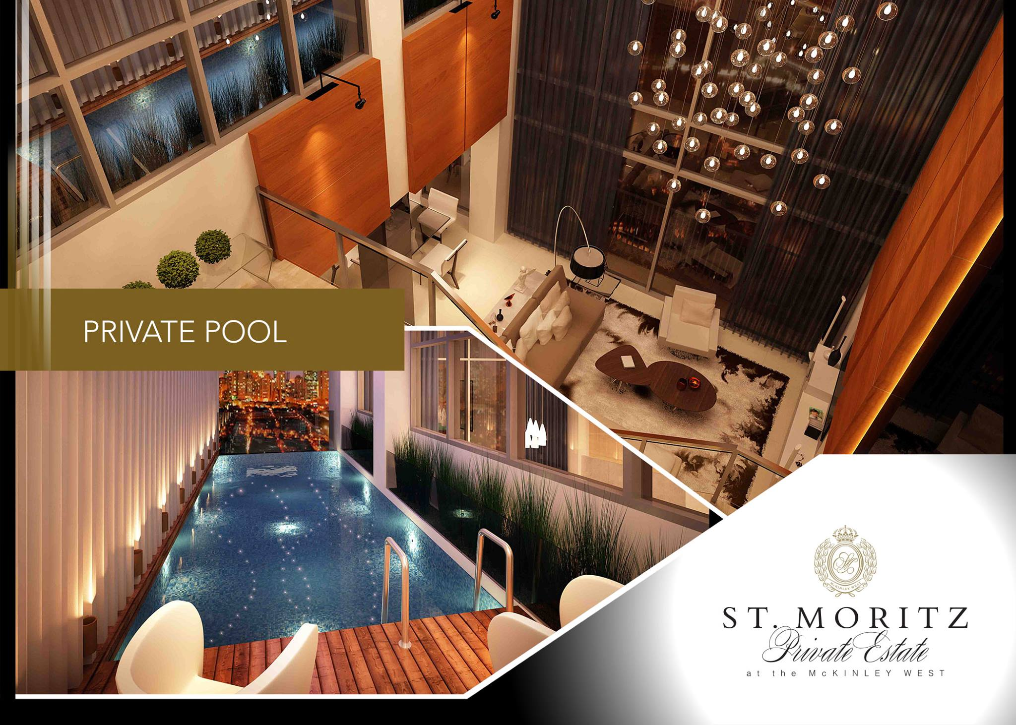 St. Moritz Penthouse Private Pool