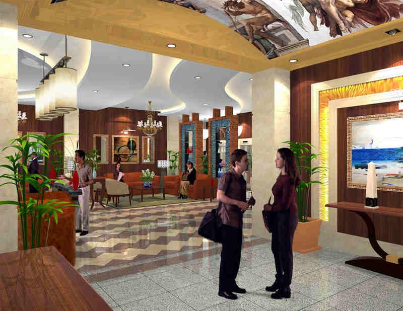 Venice Lobby