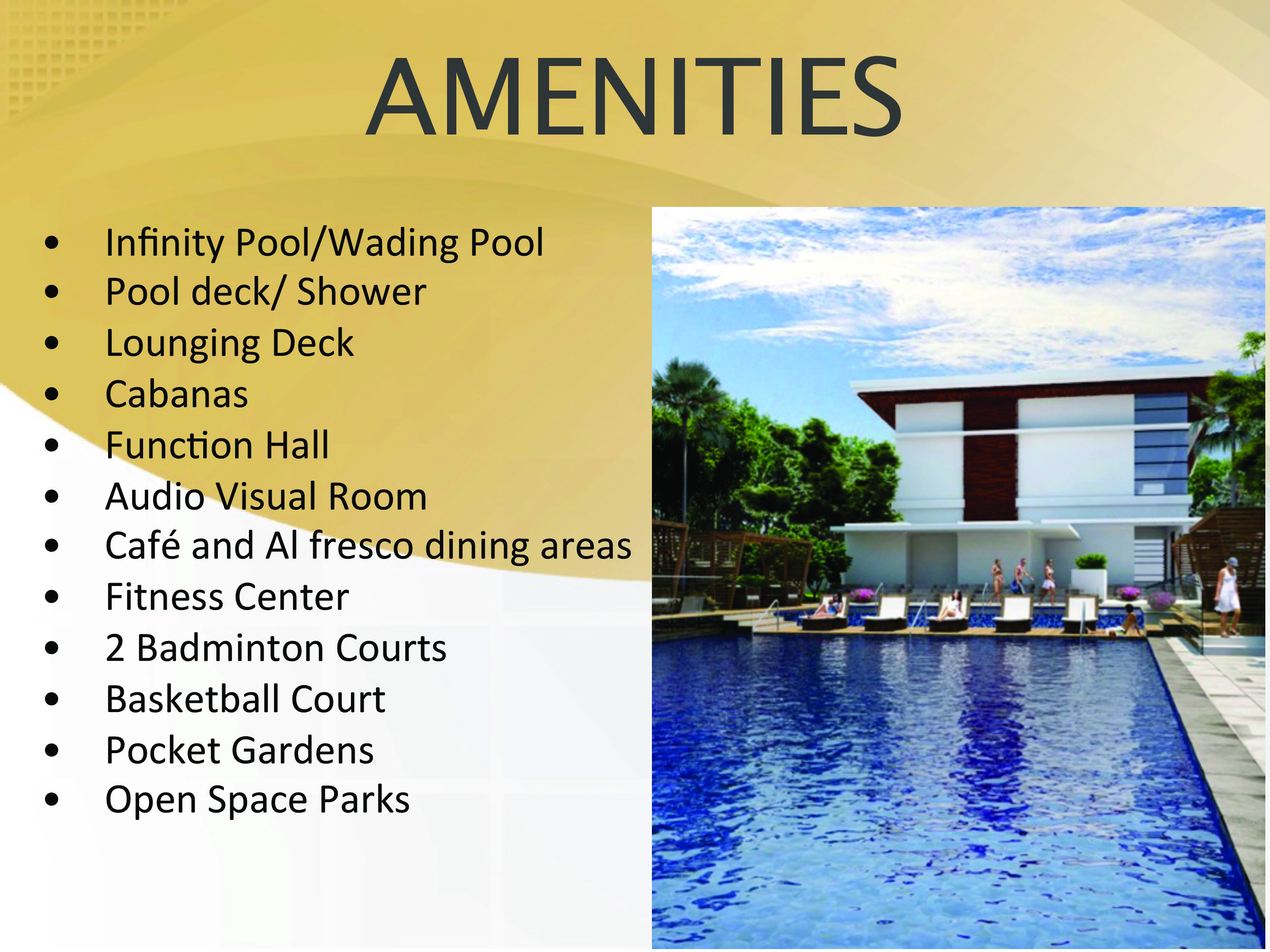 Clubhouse Amenities
