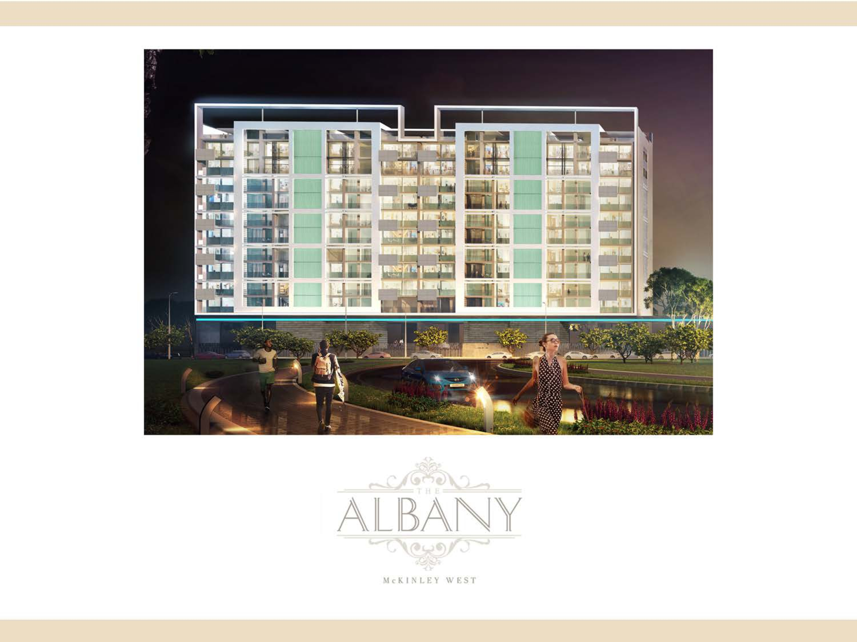 The Albany Condo for sale