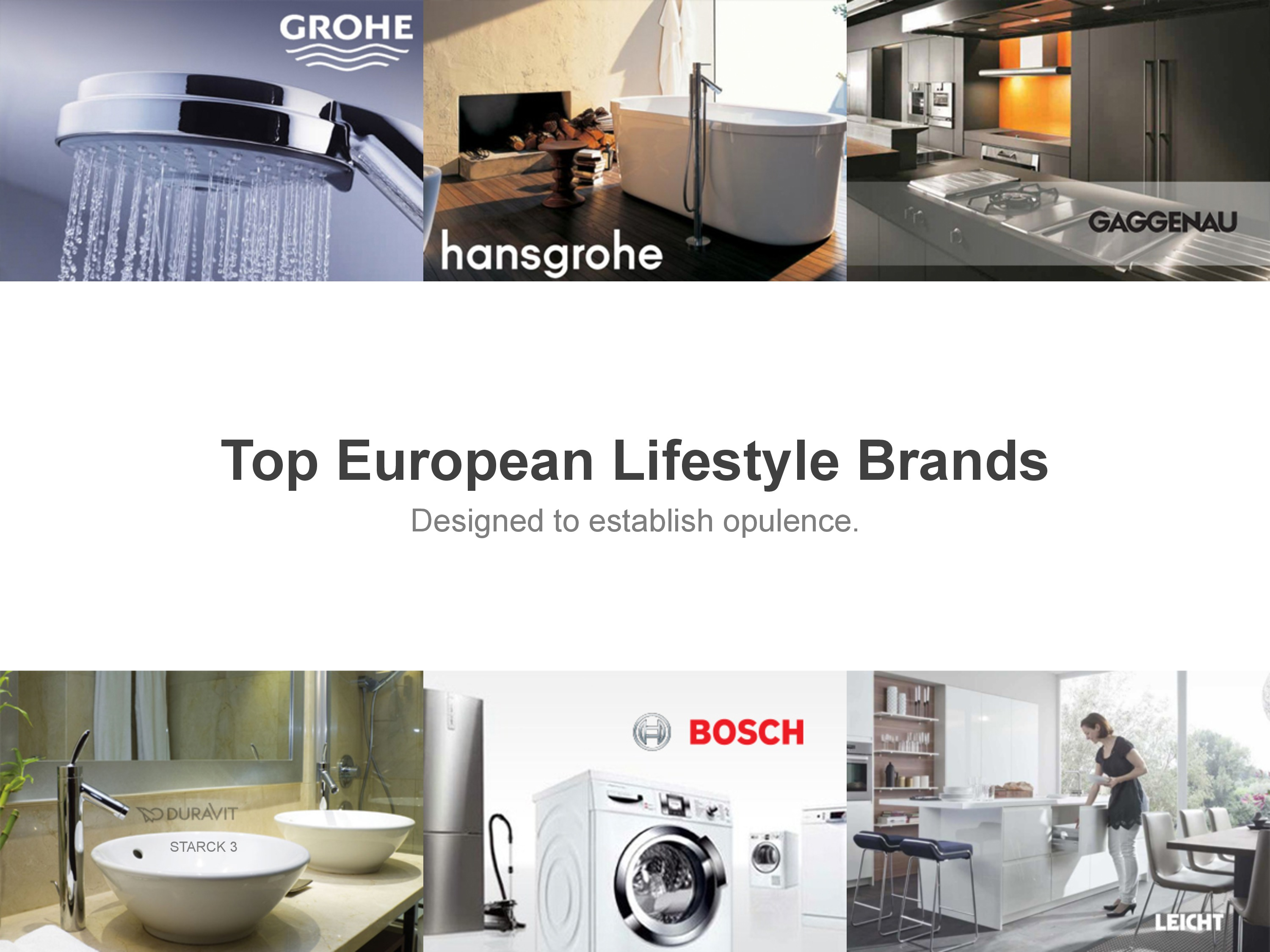 The Albany - Top European Brands